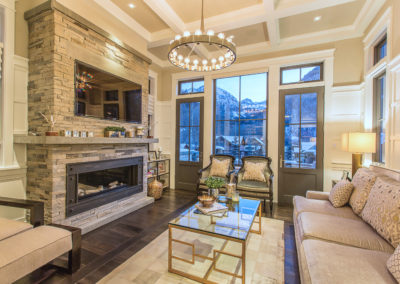 609 E Columbia, Telluride, Colorado. Brian O'Neill Real Estate.